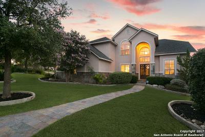 San Antonio Single Family Home New: 17822 Rockside Dr