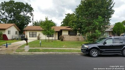 San Antonio Single Family Home New: 6711 Monterey St