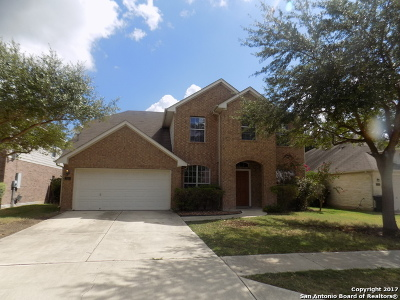 Cibolo Single Family Home New: 241 Cj Jones Cv