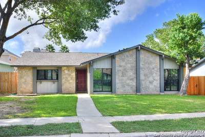 San Antonio Single Family Home New: 6614 Spring Garden St