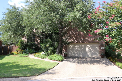 Helotes Single Family Home Back on Market: 9207 Fossil Rnch