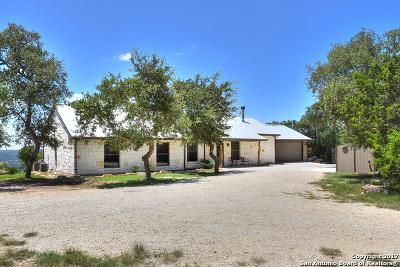 Bandera County Farm & Ranch For Sale: 112 Mountain Laurel Ln