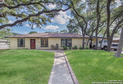 Comal County Single Family Home For Sale: 1183 Fredericksburg Rd