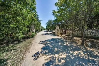 Helotes Residential Lots & Land For Sale: 12331 Cross Cut