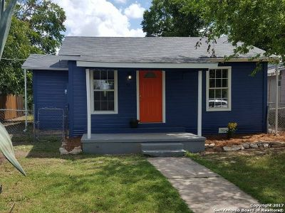 Single Family Home For Sale: 742 Kendalia Ave