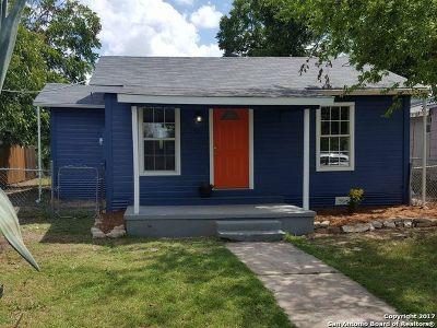 San Antonio Single Family Home Back on Market: 742 Kendalia Ave