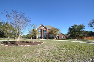 Garden Ridge Single Family Home For Sale: 20510 Deer Garden Cv