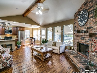 Boerne Single Family Home For Sale: 610 School St