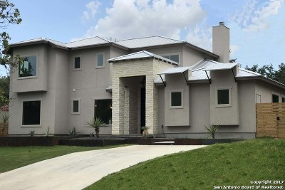 Terrell Hills Single Family Home Price Change: 616 Canterbury Hill St
