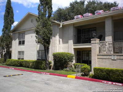 San Antonio Condo/Townhouse Back on Market: 165 W Rampart Dr #206