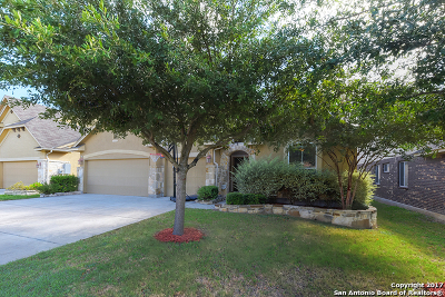 Cibolo Single Family Home For Sale: 510 Oakmont Way