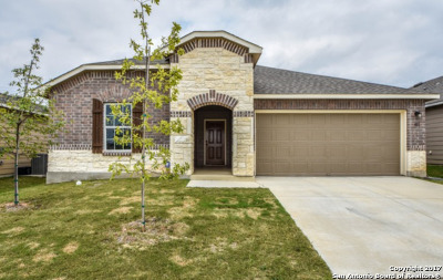Selma Single Family Home Price Change: 411 Rustic Willow