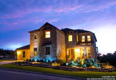 San Antonio Single Family Home For Sale: 26006 Tivoli Meadow