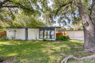 San Antonio Single Family Home Back on Market: 204 Sharon Dr