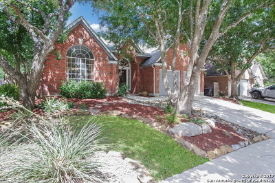 San Antonio Single Family Home Back on Market: 1127 Tranquil Trail Dr