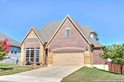 San Antonio Single Family Home Price Change: 3811 Majestic Sage