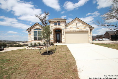 Boerne Single Family Home For Sale: 8307 Narcissus Path