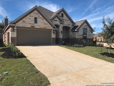 Bulverde Single Family Home For Sale: 32389 Lavender Cove