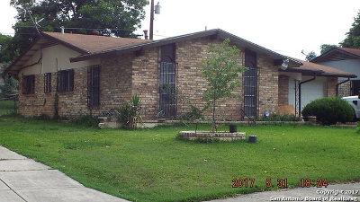 San Antonio Single Family Home Back on Market: 1631 Advance Dr