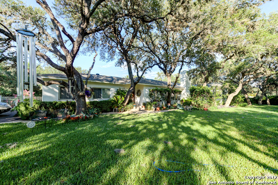 Shavano Park Single Family Home Price Change: 301 Fawn Dr