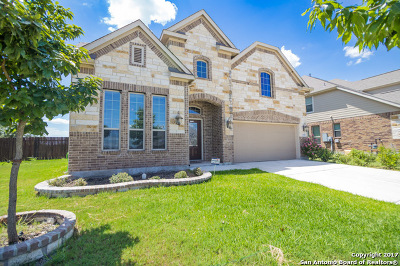Schertz Single Family Home Price Change: 10201 Sparkle Pt
