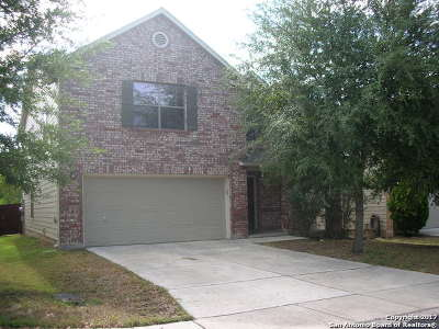 San Antonio TX Single Family Home Back on Market: $178,000
