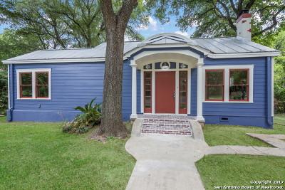 Monte Vista Single Family Home For Sale: 422 E Huisache Ave