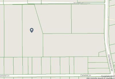 Atascosa County Residential Lots & Land For Sale: 00 (Lot Pt ) Hickory Ln