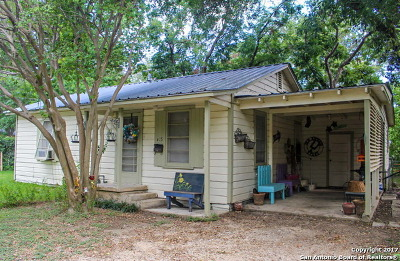 Hondo Single Family Home For Sale: 805 29th St