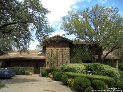 Helotes TX Single Family Home For Sale: $450,000
