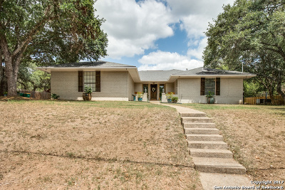 Hollywood Park Single Family Home Active RFR: 100 Trailcrest St