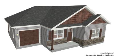Canyon Lake Single Family Home For Sale: 844 Canyon Trce