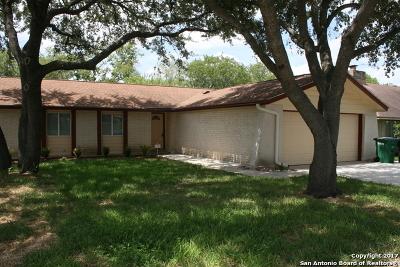 San Antonio Single Family Home Back on Market: 14507 Ridge Meadow Dr