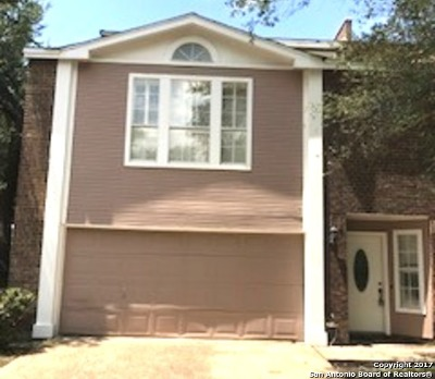 San Antonio Single Family Home Back on Market: 16720 Henderson Pass