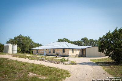 Spring Branch Single Family Home For Sale: 8020 Ashford Dr