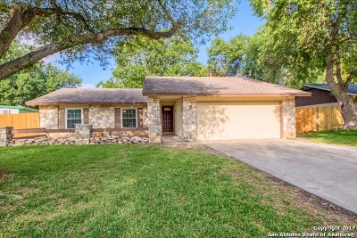 San Antonio Single Family Home Back on Market: 8707 Kentsdale