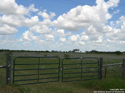 Atascosa County Residential Lots & Land For Sale: 590 W Tank Hollow Rd