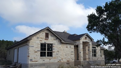 New Braunfels Single Family Home For Sale: 229 Longwood Dr