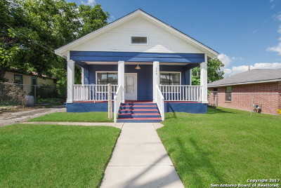 San Antonio Single Family Home For Sale: 309 Stafford St