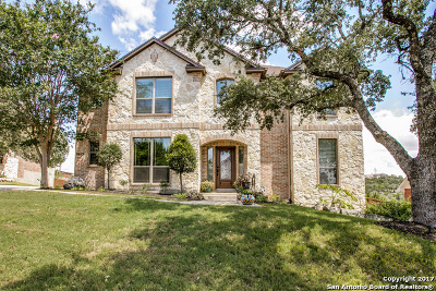 Helotes Single Family Home For Sale: 9415 Conbar Lane