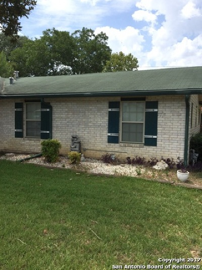 Live Oak Single Family Home Price Change: 7813 Hollow Oak St