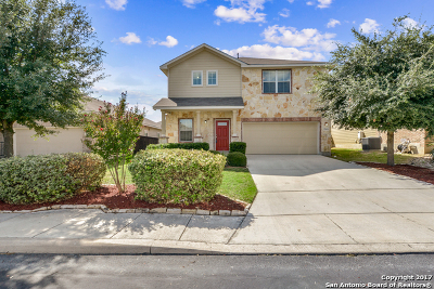 San Antonio Single Family Home Back on Market: 12614 Prude Rnch