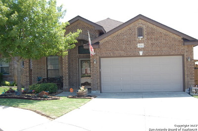 Helotes Single Family Home Price Change: 9918 Rostock Ln