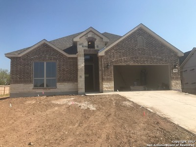 Cibolo Single Family Home For Sale: 452 Turning Stone