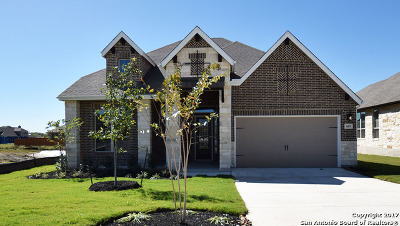 Cibolo Single Family Home For Sale: 605 Albarella