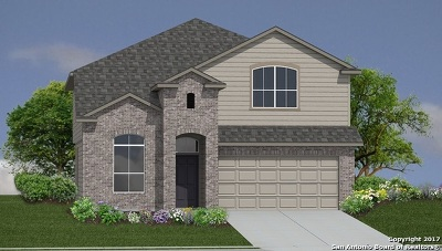 Alamo Ranch Single Family Home For Sale: 5836 Couble Falls