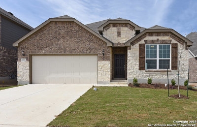 Helotes Single Family Home Price Change: 10612 Hibiscus Cove