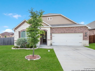 Trails Of Herff Ranch Single Family Home For Sale: 128 Brown Hawk