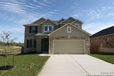 Cibolo Single Family Home For Sale: 617 Saddle House