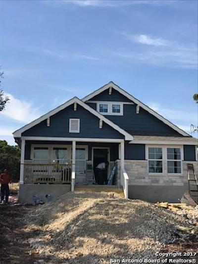 Spring Branch Single Family Home For Sale: 1059 Rimrock Cv